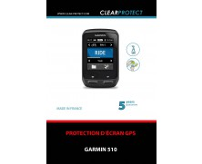 Protection de Garmin Edge 510