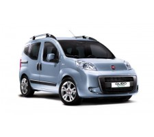 Protection d'angles de pare chocs - Fiat Qubo 2008