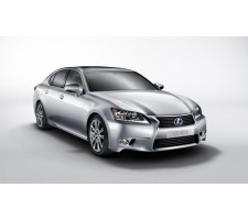 Protection d'angles de pare chocs - Lexus GS 450H 2012