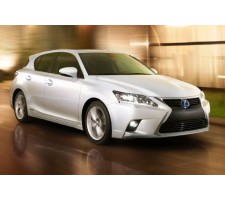 Protection d'angles de pare chocs - Lexus CT 200H 2014