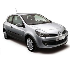 Protection d'angles de pare chocs - RENAULT CLIO 3 2009