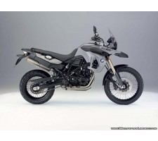 Protection de flancs de réservoir - BMW F800 GS