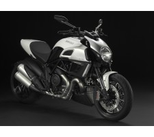 Ducati Diavel - Protection de réservoir tank pad