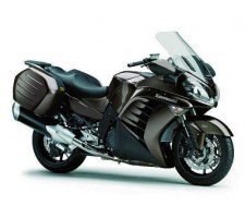 Protection de bagages Kawasaki 1400 GTR