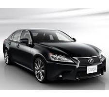 Protection d'angles de pare chocs - Lexus GS 450H sport 2012
