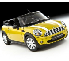 Protection d'angles de pare chocs - Mini Cooper Cabriolet 2011