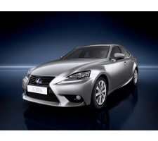 Protection d'angles de pare chocs - Lexus IS 300 H et Sport 2013