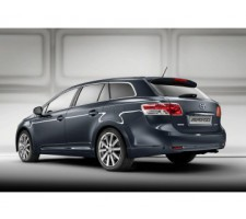 Protection d'angles de pare chocs - TOYOTA AURIS 2012