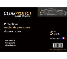 Protection universelle pour angles de pare-chocs automobile