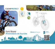 Protection de fourche - Fourche Pack L