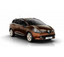 Protection d'angles de pare chocs - Renault Clio 4 Estate 2013