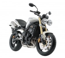 Protection de flancs de réservoir - Triumph Street Triple 675