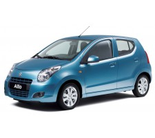 Protection d'angles de pare-chocs Suzuki Alto 2012